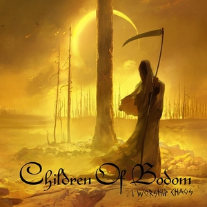 Children Of Bodom - I Worship Chaos - Clear LP