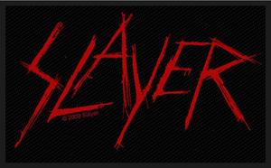 Slayer - Logo - patch