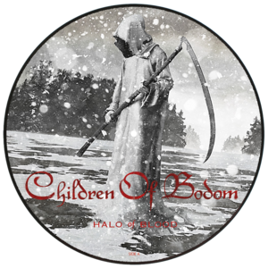 Children Of Bodom - Halo Of Blood - Pic-LP
