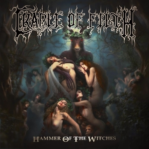 Cradle Of Filth - Hammer Of The Witches - LP