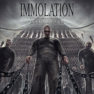 Immolation - Kingdom Of Conspiracy - LP