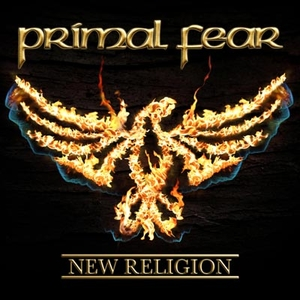 Primal Fear - New Religion - Röd LP