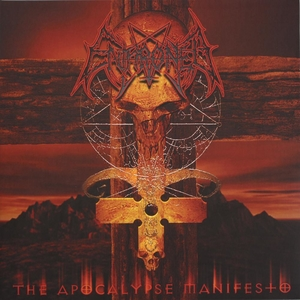 Enthroned - The Apocalypse Manifesto - Red LP