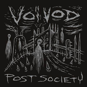 Voivod - Post Society - CD
