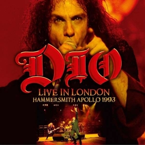 Dio - Live In London - Red LP