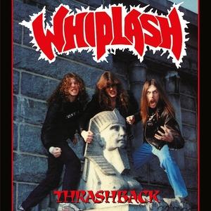 Whiplash - Thrashback - Splatter LP