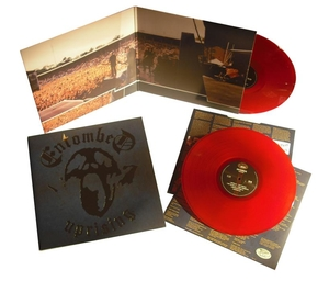 Entombed - Uprising - Red LP