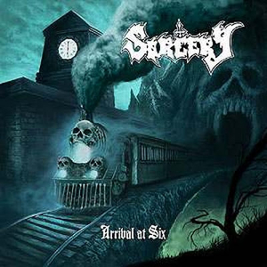 Sorcery - Arrival At Six - LP