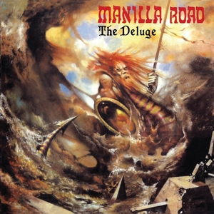 Manilla Road - The Deluge - LP