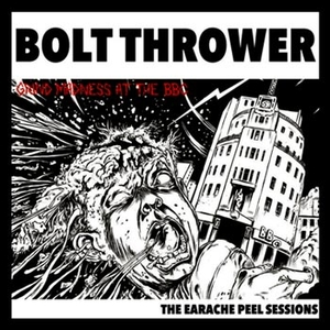 Bolt Thrower - The Earache Peel Sessions - Röd LP