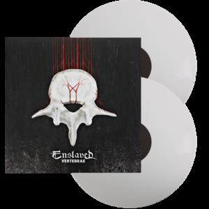 Enslaved - Vertebrae - White LP