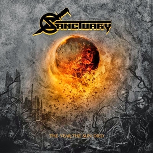 Sanctuary - The Year The Sun Died - LP-CD