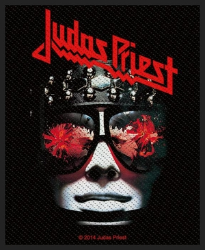 Judas Priest - Hell Bent For Leather - patch