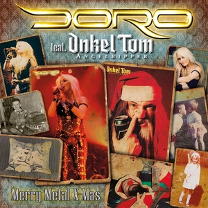 Doro feat Onkel Tom Angelripper - Merry Metal Xmas - Gul 7