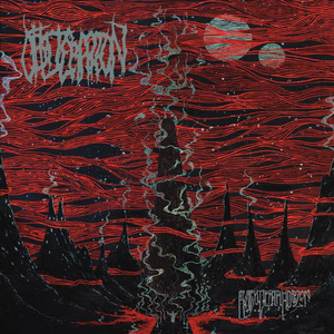Obliteration - Black Death Horizon - Splatter LP