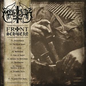 Marduk - Frontschwein - LP
