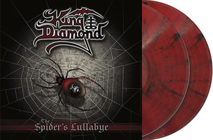 King Diamond - The Spiders Lullabye - Marmorerad LP