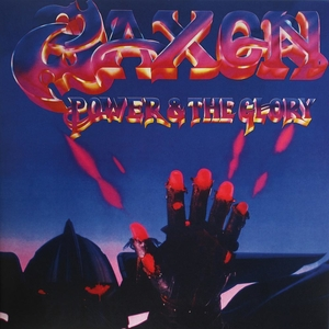 Saxon - Power And The Glory - Lila LP