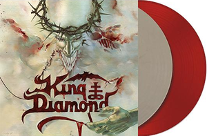 King Diamond - House Of God - Beige-Red LP