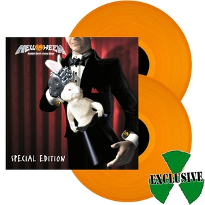 Helloween - Rabbit Dont Come Easy - Orange LP