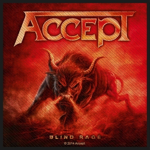 Accept - Blind Rage - patch