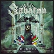 Sabaton - Heroes - patch