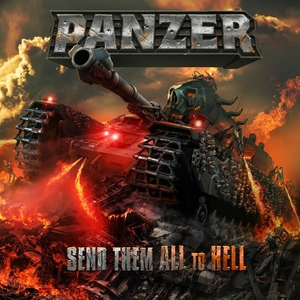 Panzer - Send Them All To Hell - LP
