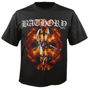 Bathory - Fire Goat - t-shirt