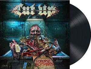 Cut Up - Forensic Nightmares - LP