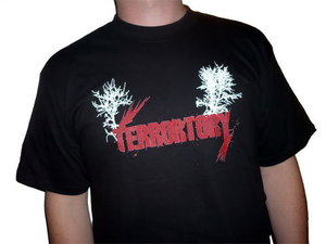 Terrortory - Tree - t-shirt