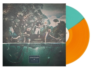 Graveyard - Hisingen Blues - Grön-Orange LP