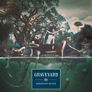 Graveyard - Hisingen Blues - Green-Orange LP