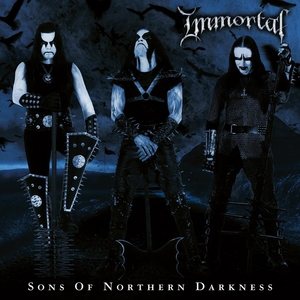 Immortal - Sons Of Northern Darkness - LP