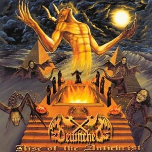 Bewitched - Rise Of The Antichrist - CD