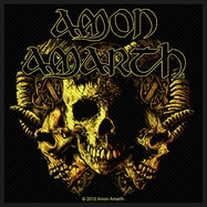 Amon Amarth - Loki - patch