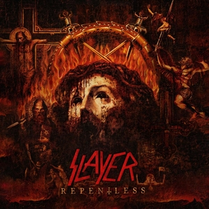 Slayer - Repentless - Lila LP