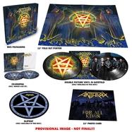 Anthrax - For All Kings - Box Pic-LP-CD-Digi-Slipmat