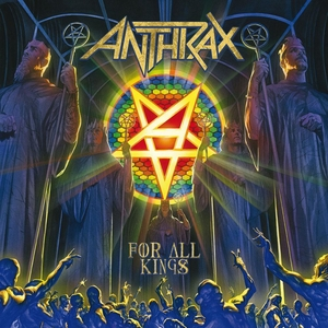 Anthrax - For All Kings - Box Pic-LP-CD-Digi-Slipmat