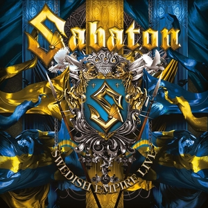 Sabaton - Swedish Empire Live - LP
