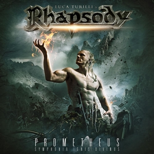 Rhapsody Luca Turillis - Prometheus - LP
