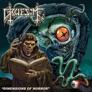 Gruesome - Dimensions Of Horror - CD