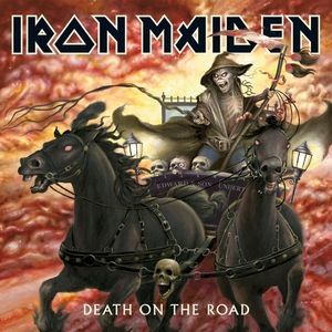 Iron Maiden - Death On The Road - Pic-LP