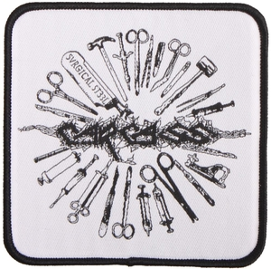 Carcass - Surgical Steel - patch