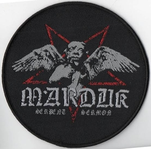 Marduk - Serpent Sermon - patch