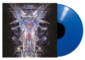Cynic - Traced In Air - Blue LP