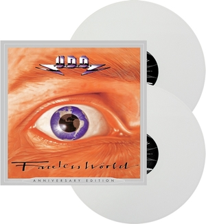 UDO - Faceless World - White LP