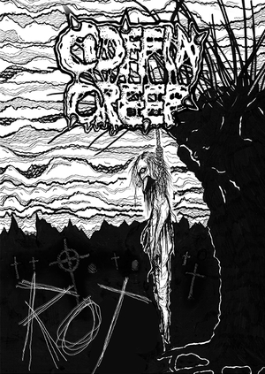 Coffin Creep - Rot - cassette