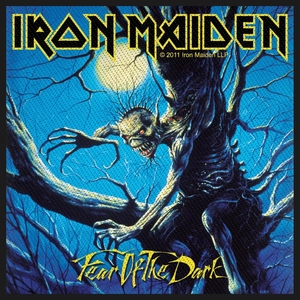 Iron Maiden - Fear Of The Dark - patch