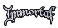 Immortal - Logo - patch