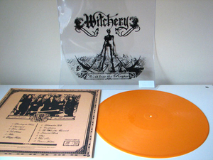 Witchery - Dont Fear The Reaper - Orange LP
